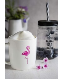 Kubek Mia Natura Flamingo 370 ml VIALLI DESIGN